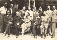 Ustanovni člani muzejskega društva