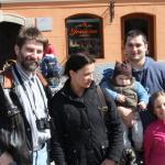 Borut, Romana in Tomaž