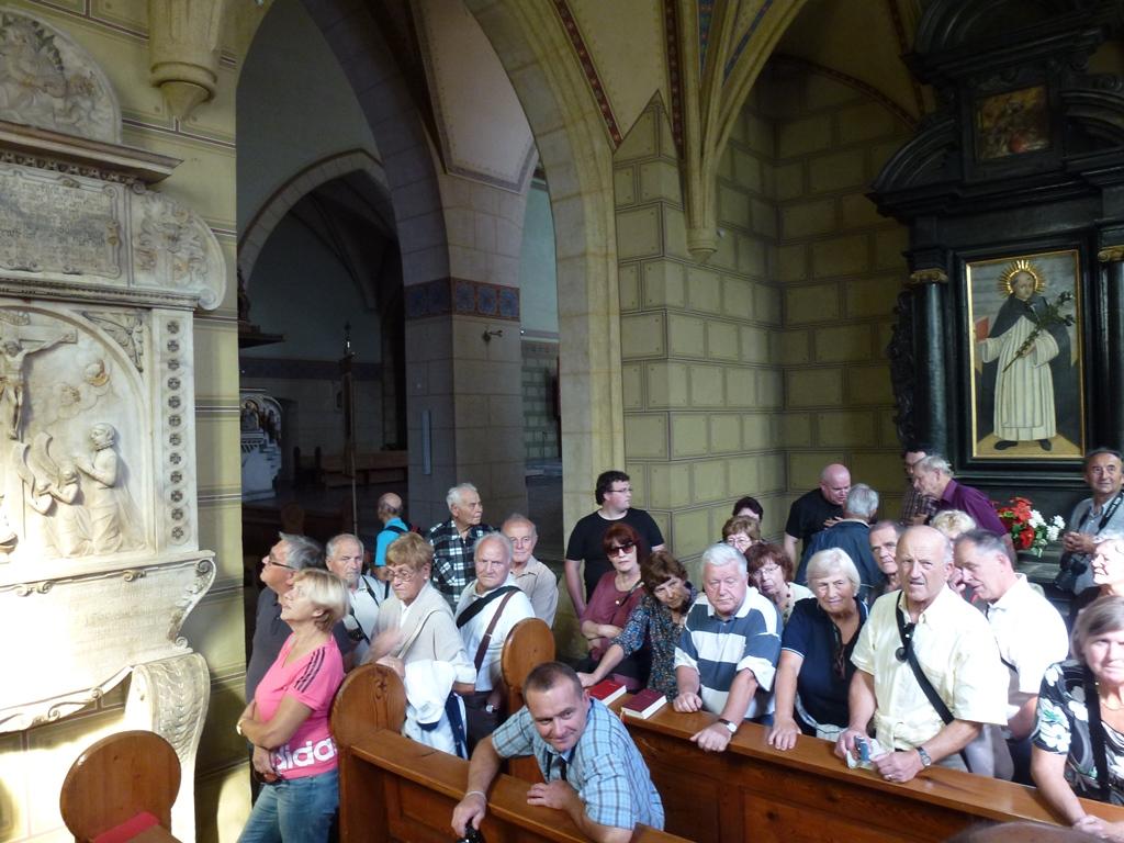 Dominikanska cerkev v Brežah