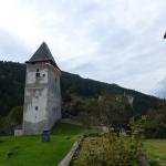 Romanski stolp gradu Breže
