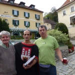 Pavle, Horst in Sandi