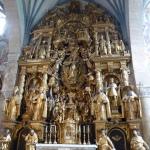 Glavni oltar stolnice v Krki