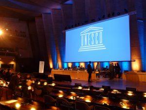 Zasedanje UNESCA