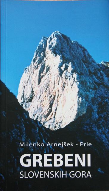 GREBENI SLOVENSKIH GORA Book Cover