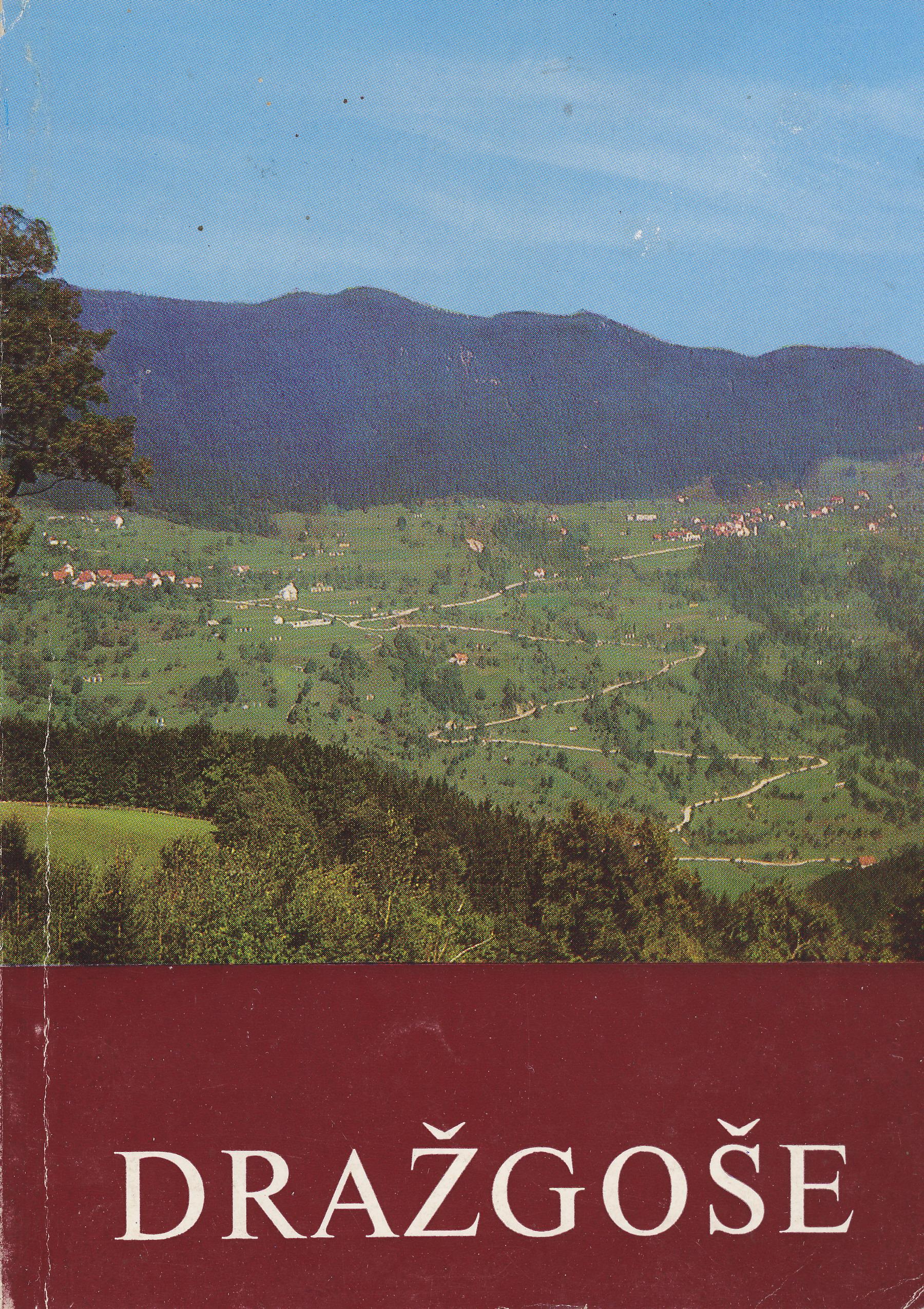 DRAŽGOŠE Book Cover