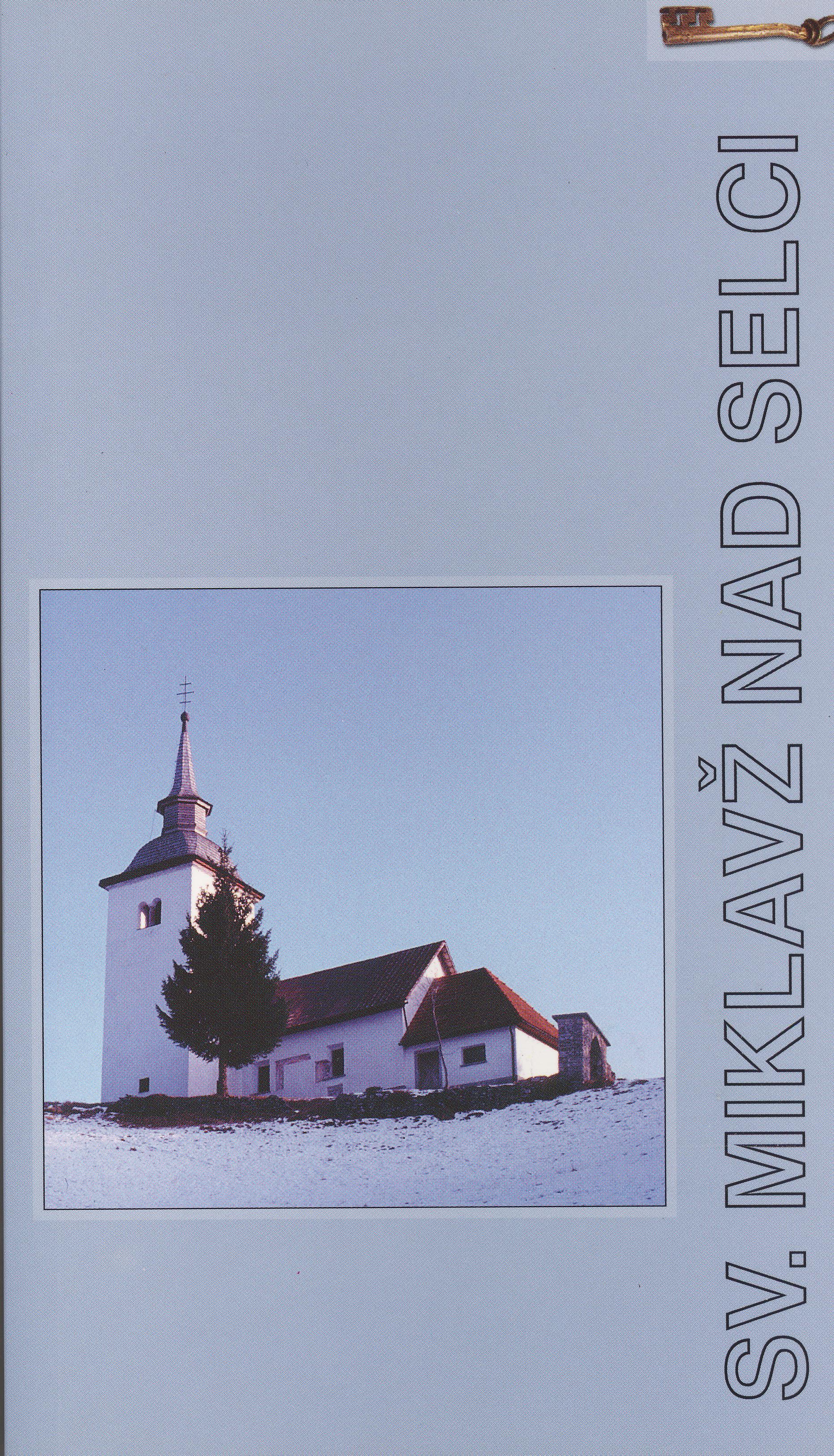 SV. MIKLAVŽ NAD SELCI Book Cover