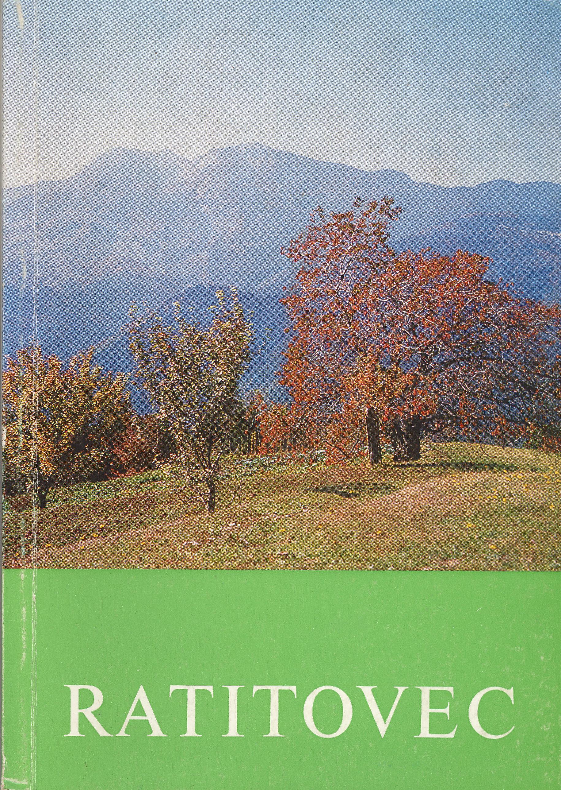 RATITOVEC Book Cover