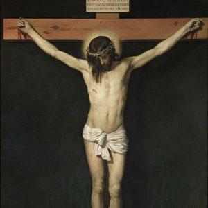 Velázquez, Kristus na križu
