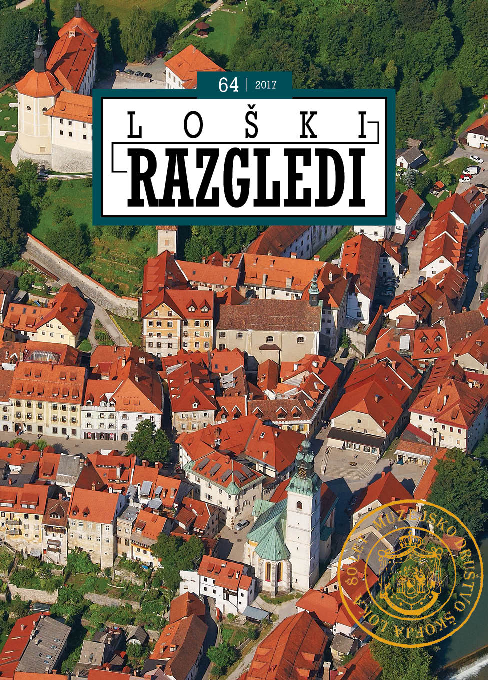LOŠKI RAZGLEDI 64 / 2017 Book Cover